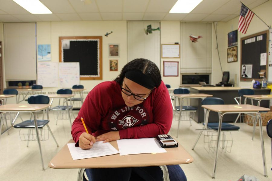 "ACHS Sees Possible ""Low Point"" for AP Students"