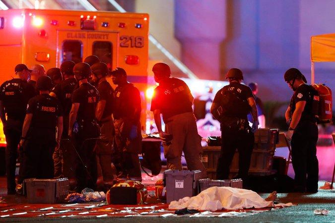 Deadly Las Vegas Shooting at Mandalay Bay