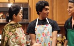 Thanksgiving Baking Show with Faraz and Eric