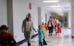 Little Sequoits Trick or Treating