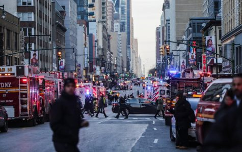 Attempted Terrorist Attack in New York City
