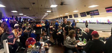 Girls Bowling Hits Big at Sectionals