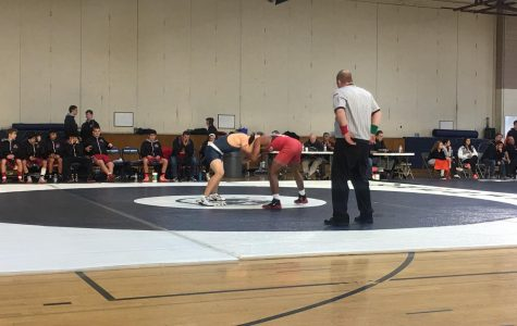 A Strong Weekend for the Sequoit Wrestlers