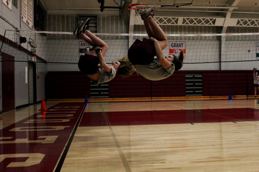 Sequoit To Sequoit: Required Gym Class?