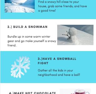 Bring On the Winter Festivities