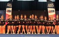 Cheer Advances to Day Two