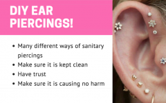DIY Ear Piercings