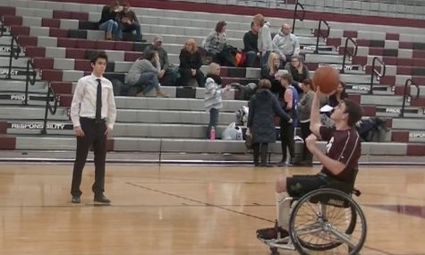 Buddy Ballers Tournament Brings Energy to ACHS