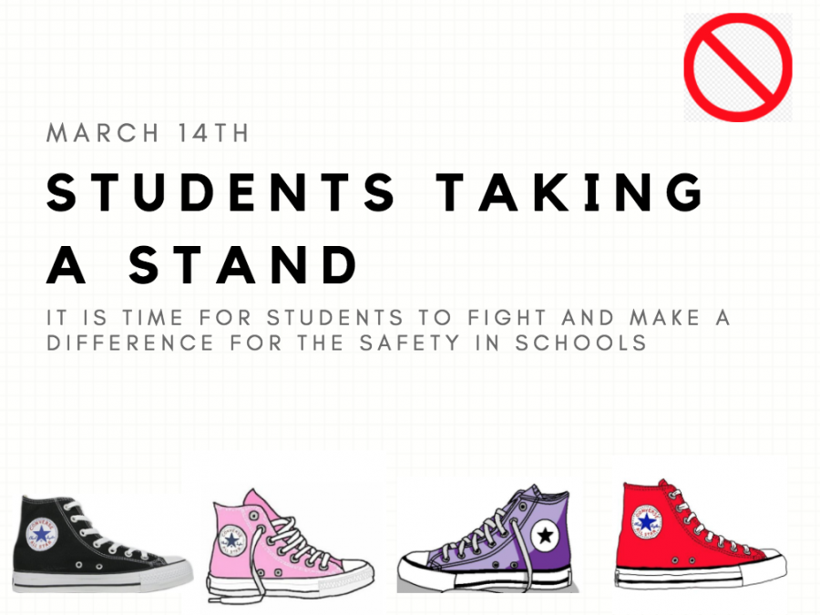 Students Taking a Stand