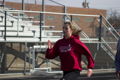 Girls Track and Field Profile: Lily Highley