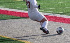 Girls Soccer Shoots High