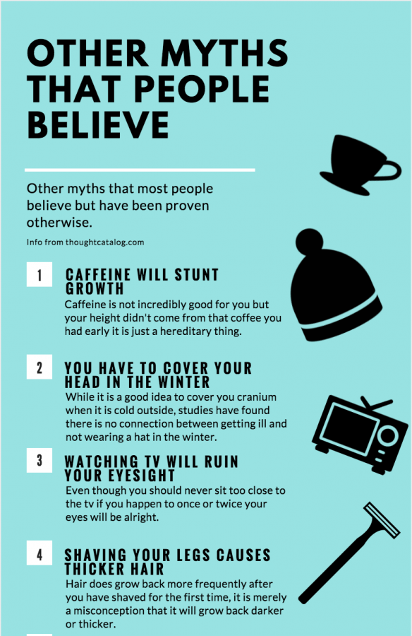 Common+Myths+That+Most+People+Believe