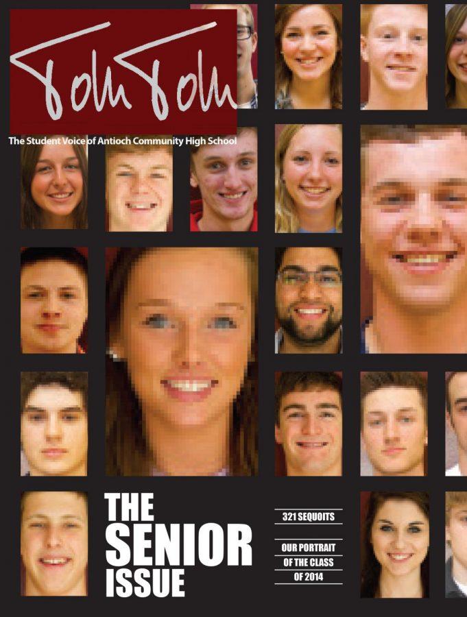 Senior Issue 2014