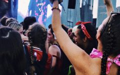 Behind the Scenes : Going to Lollapalooza
