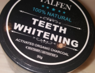 Review: Teeth Whitening Charcoal Powder