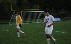 Boys Varsity Soccer Falls to Vernon Hills