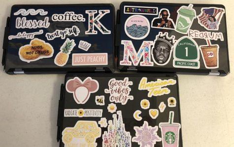 Students Customize Chromebooks