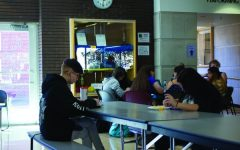 Sitting Isolated in the Lunchroom