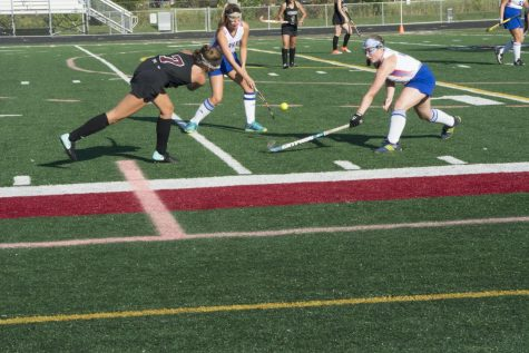 Field Hockey Drives Toward Another Victory