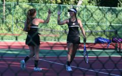 Girls Tennis Swings into Action