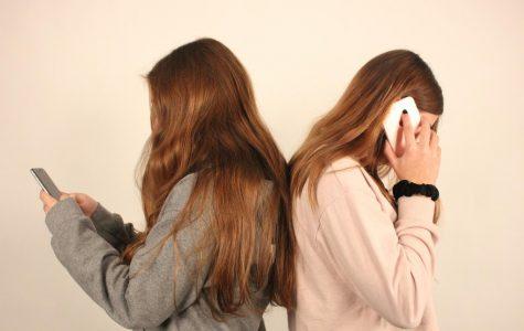 Sequoit to Sequoit: Texting vs. Talking