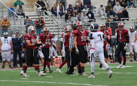 Sequoit Football Victorious in First Playoff Game