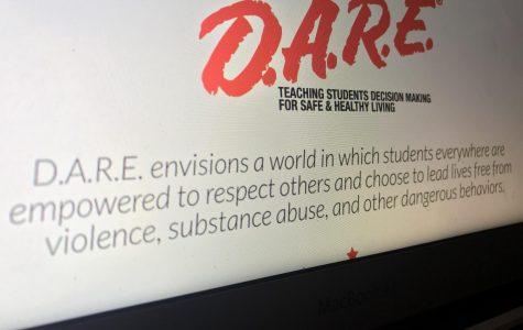 The Absence of D.A.R.E.