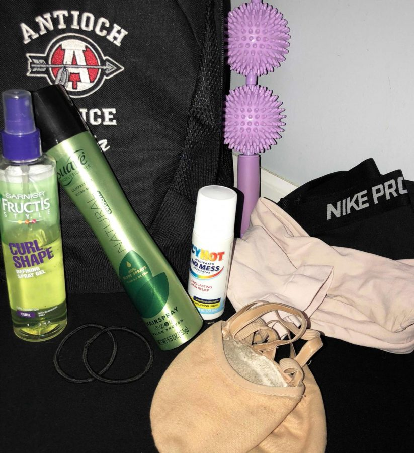 What's In Your Bag: Amelia Neumann