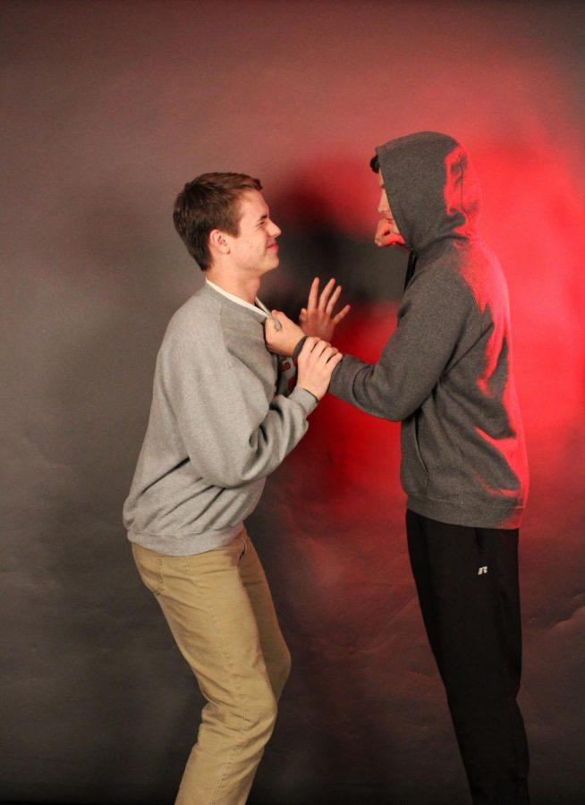 Fighting Sequoits