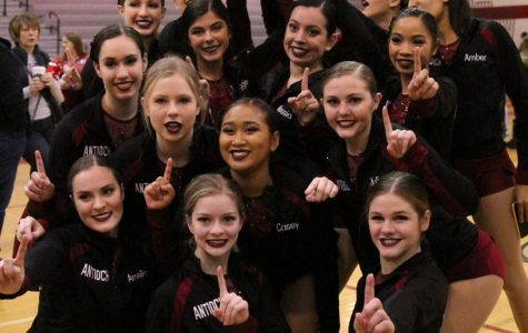 Antioch Varsity Dance Team is Looking for Another State Finish This Season