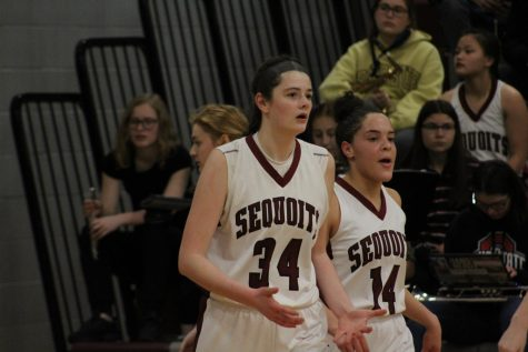 The Sequoits' Season-Ending Game