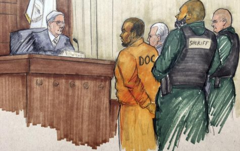 R. Kelly Fails to Make Bail