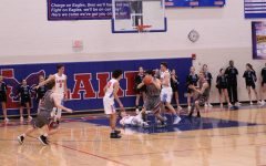 Boys Basketball Struggles in Two Key Rivalry Games