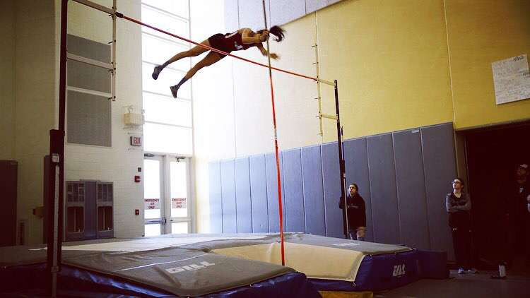 Noor+Abdellatif+leads+the+Sequoits+to+victory+through+her+pole+vaulting.