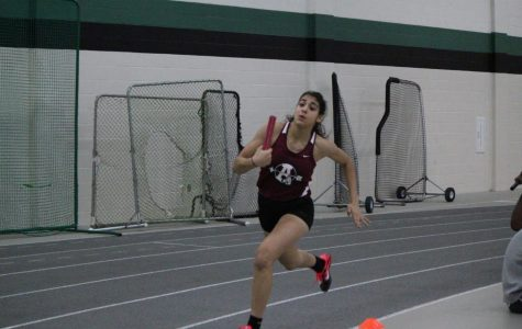 Tryouts: Girls Track and Field Checks In