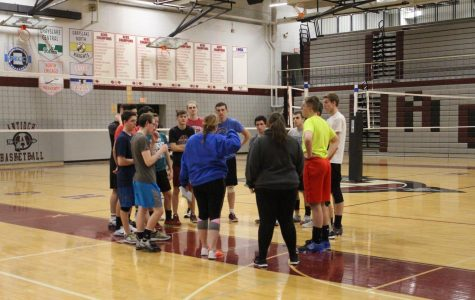 Boys Varsity Volleyball: Tryouts in Review