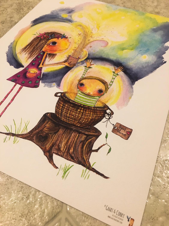 Natalie Sorrentino's main illustration for