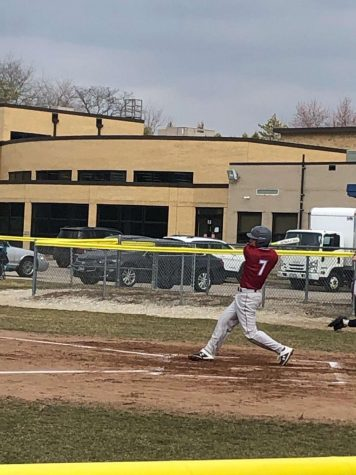Baseball Dominates Grayslake North