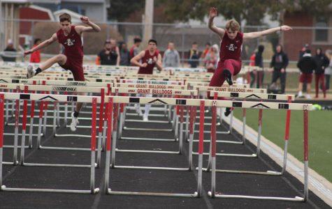 Boys Track and Field Kicks Off the Outdoor Season