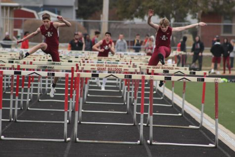 Boys Track and Field Kicks Off the Outdoor Season