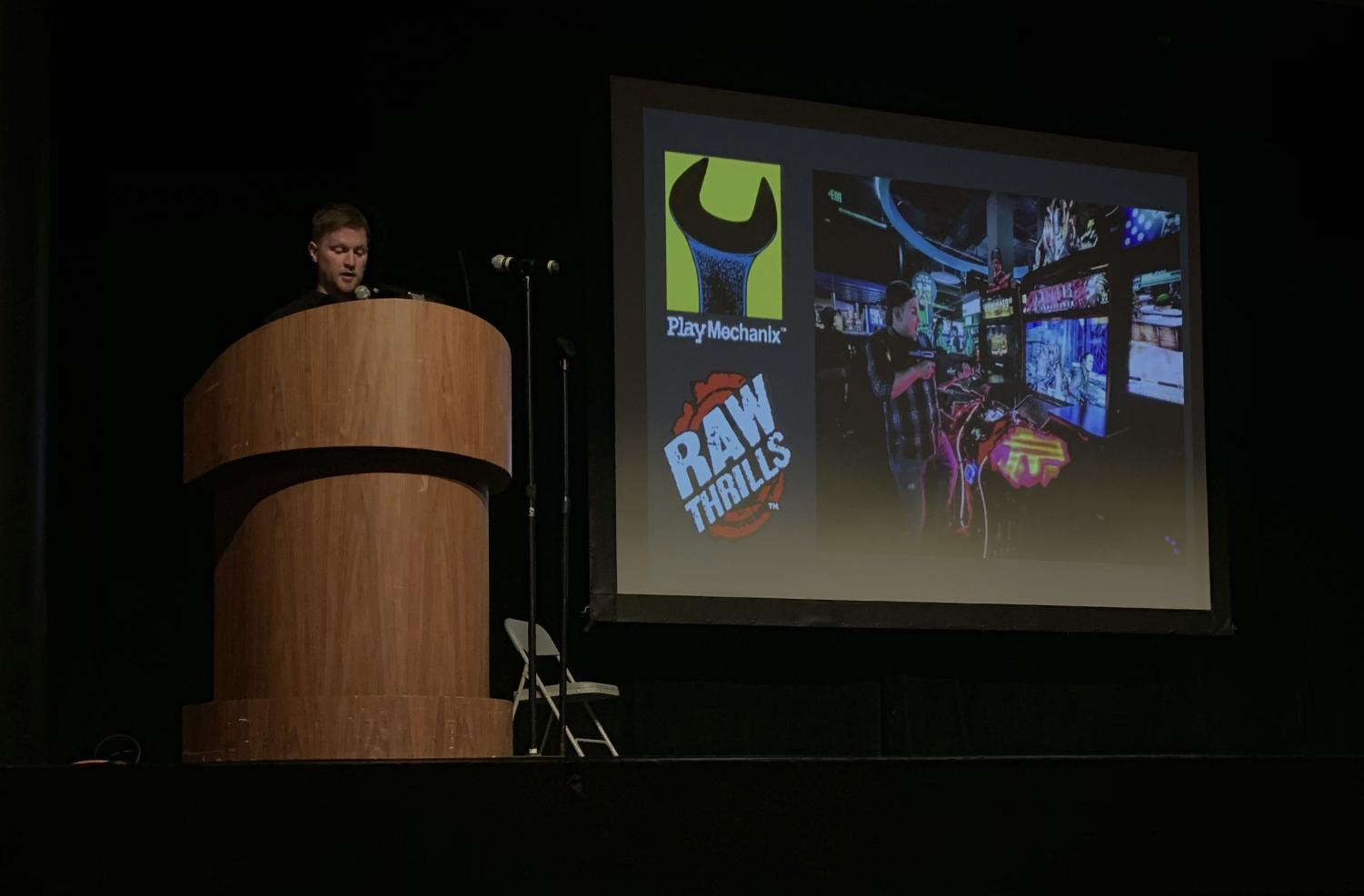 Nate Davis highlights the company PlayMechanix and the many games that he has helped produce with them.