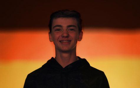 Sophomore Jacob Slabosz earned a trip to Germany by taking the National German Exam.