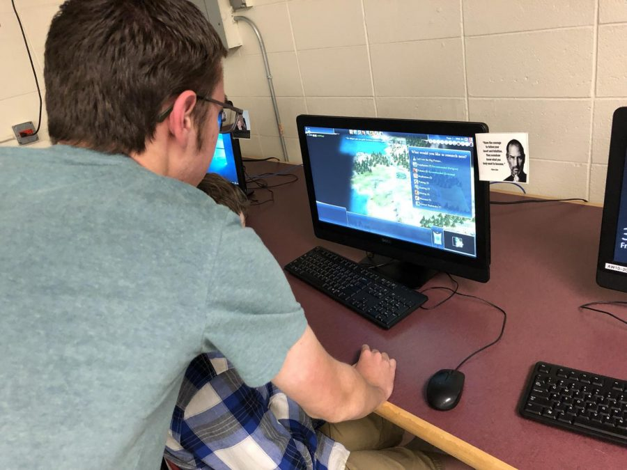 Civilization Club members attempt to help new players quickly learn the game and get into the action.