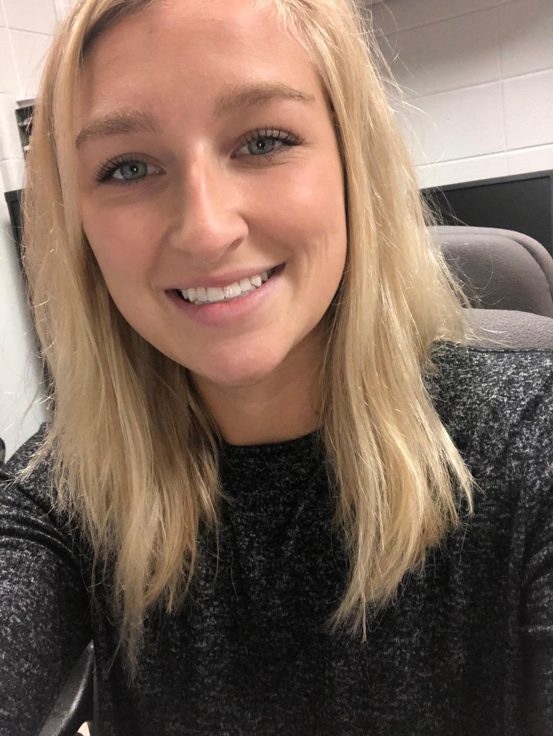 Megan Taugner is a life resource management teacher and a foods teacher. Taugner is hoping to have a good connection with her stundets and is excited for what this year brings.