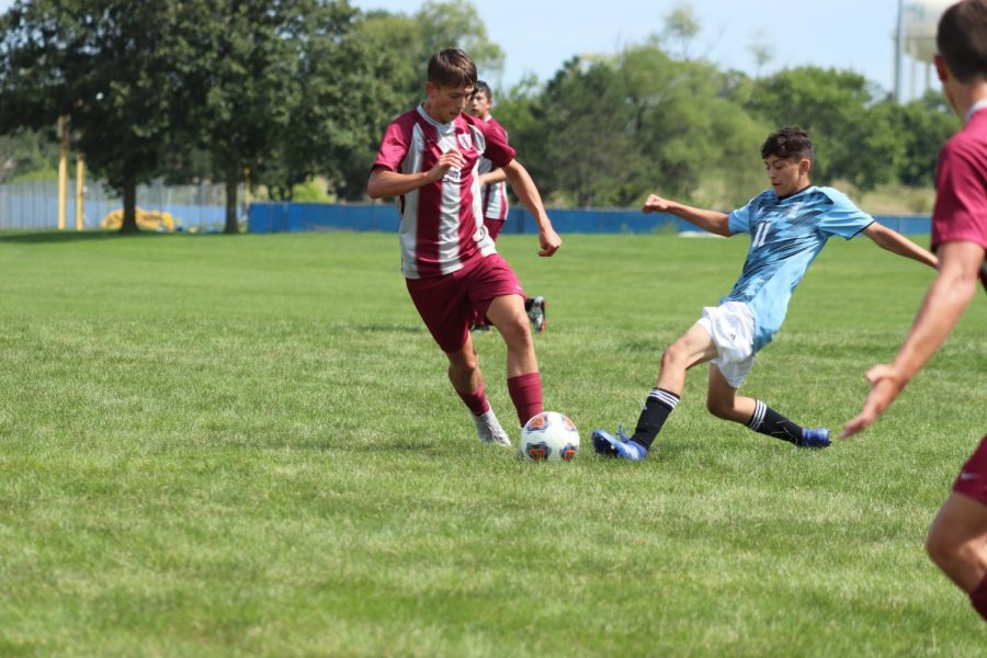 Boys Soccer Shoots For Their First Win