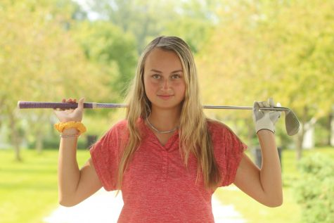 What's In Your Bag: Girls Golf