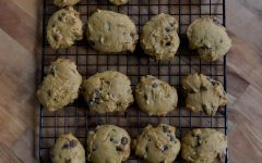 While pumpkin chocolate chip cookies may not look like the average treat, they taste just as good.