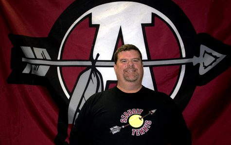 """Principal Eric Hamilton defines a sequoit by continuing the many traditions Antioch has to offer. By attending events and extracurricular activities, it offers students to leave their mark on the school while getting involved. """"I look at the tenants of respect, responsibility and pride, and I think that encapsulates a lot of it,"""" Hamilton said. """"You have respect for the past and respect for what you're currently doing."""""""