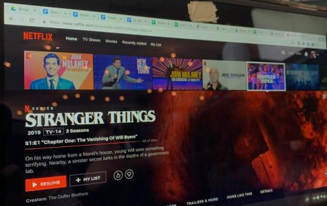 Netflix's original series, Stranger Things, has gathered a large following from viewers of all ages. The show has three seasons available to stream and likely has a fourth in the works.