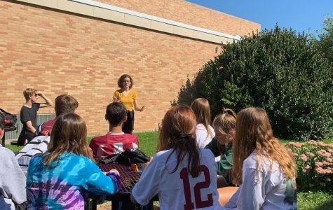 Environmental Club Spreading Awareness in Antioch